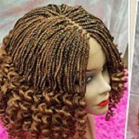 Cindy Curl Handmade Wig