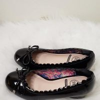 Wonder Nation Little Girl's Dress Up Shoes (Memory Foam)