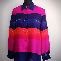 NyGard Collection Multi-Color Longsleeve Shirt