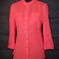 Tahari Button Down Petite Shirt