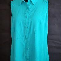 Women's Button-Down Sleeveless Shirts