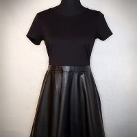 Forever 21 Over-The-Knee Dress