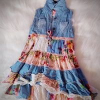 Cutey Couture kids Girl's Dress