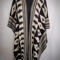 Women's Poncho Open Front Shawl and Wrap