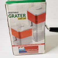 Vegetable Grater with Lid