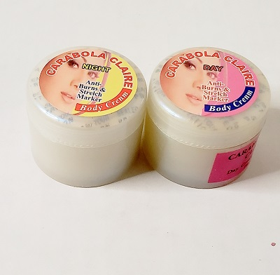Pink Rose's Carabola Claire Whitening Face cream 3