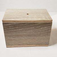 Handmade Wooden Money Bank KOLO (For Cash Only)