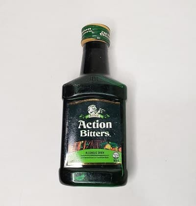 Action Bitters 180ML 4