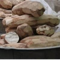 Elubo Dudu (Black Yam Flour)