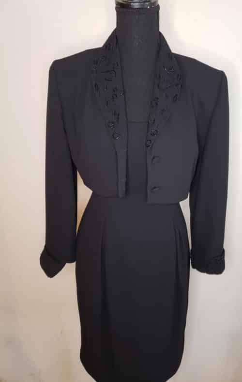 Donna Morgan 2 Piece Suits Size 4 3
