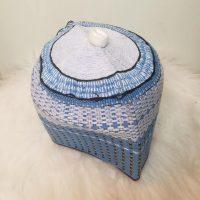 African Native Made Hausa/Fulani Fila/ Kufi Hat ~ 22