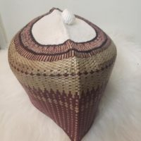 African Native Made Hausa/Fulani Fila/ Kufi Hat ~ 22
