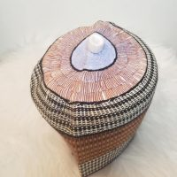 African Native Made Hausa/Fulani Fila/ Kufi Hat ~22