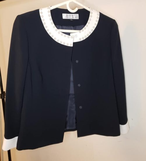 Tahari Women's Suit Jacket Size 6 3