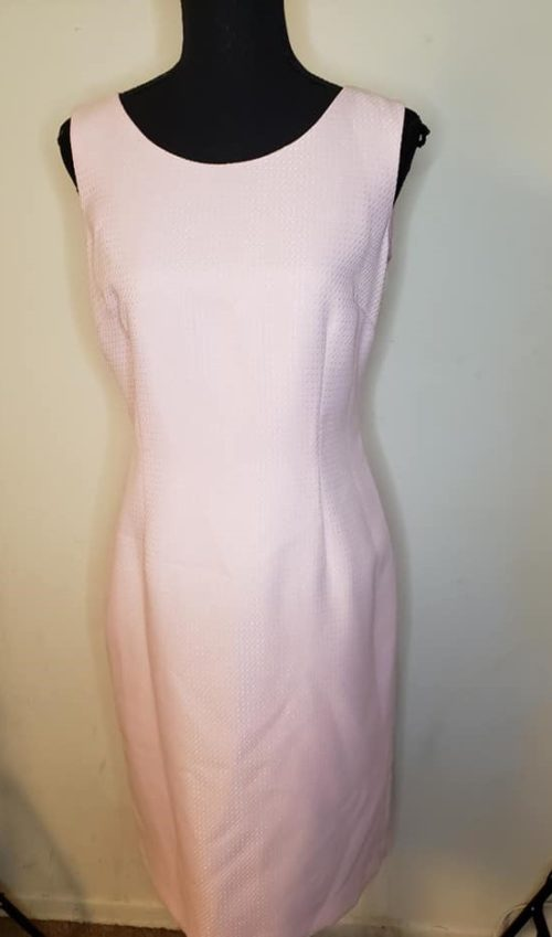 Jones Wear Suit Dress Size 8 Pink 4