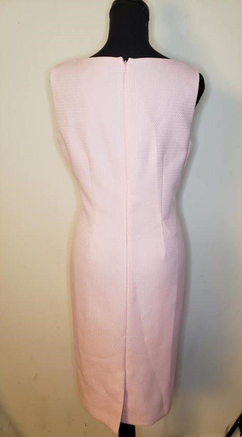 Jones Wear Suit Dress Size 8 Pink 5