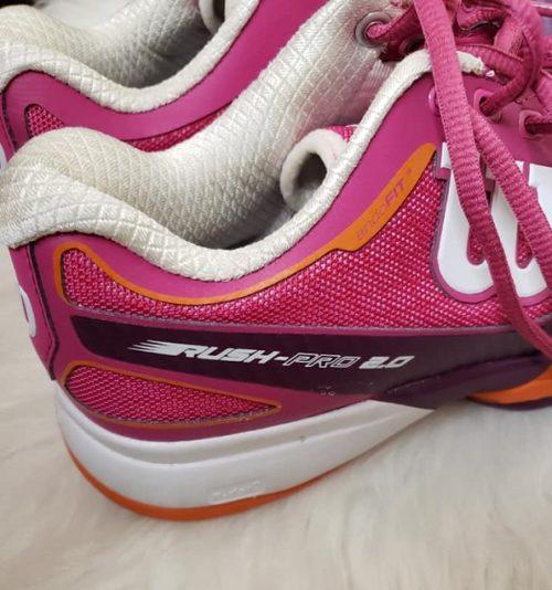 Wilson Rush Pro Sneakers Size 7 6