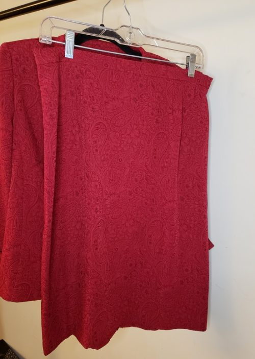 Miss Dorby 2 Piece Skirt Suits Size 12P 5