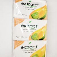 Extract Whitening Herbal Soap (Pack) (6)