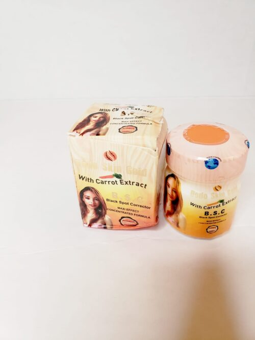 Dodo Skin Gold With Carrot Extract Face Cream 3