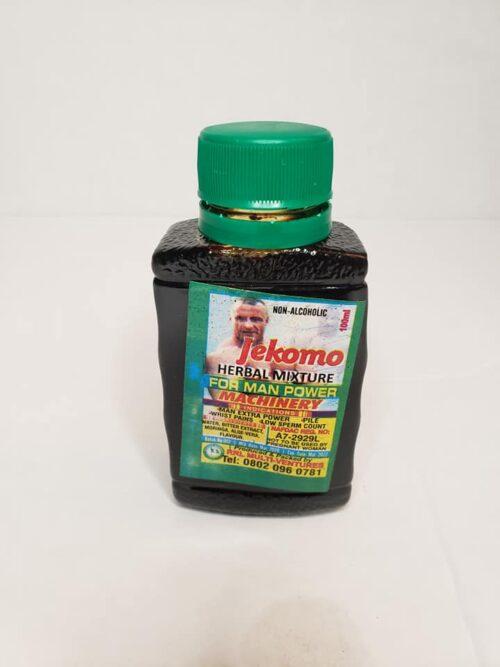 Jekomo Herbal Mixture For Man Power 100ML 3