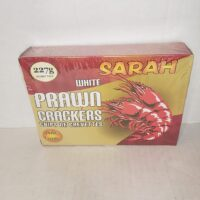 White Prawn Crackers Chips 227G
