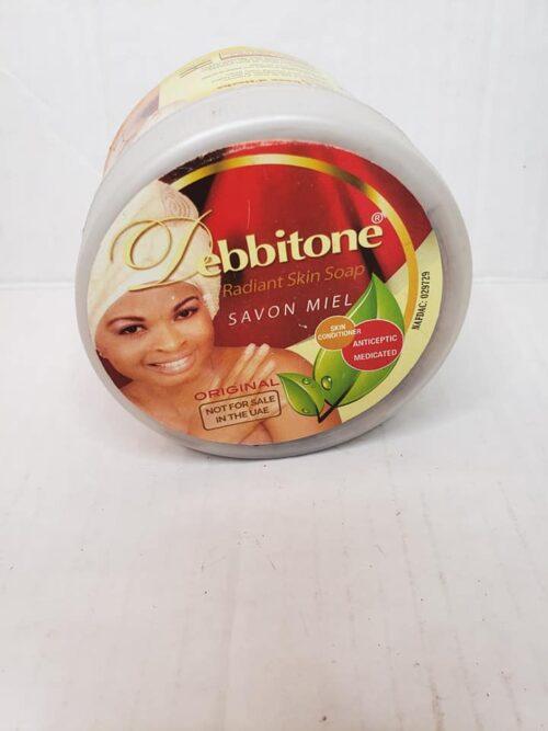 Debbitone Radiant Black Soap 4