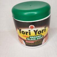 Yori Yori Organic Whitenizing Black Soap