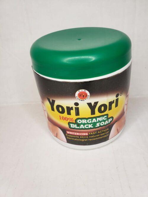 Yori Yori Organic Whitenizing Black Soap 3