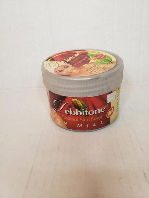 Debbitone Radiant Black Soap 3