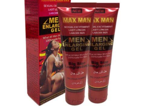 New Max Man Enlargement Gel 50g 3