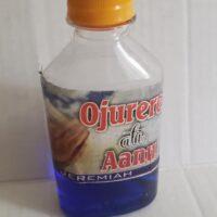 Ojurere Ati Aanu Anointing Oil With Cross