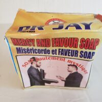 Mercy and Favor Spiritual Soap