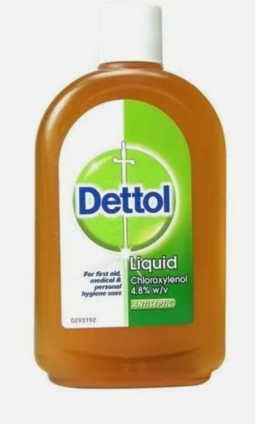Dettol Antiseptic Liquid 250ML 2