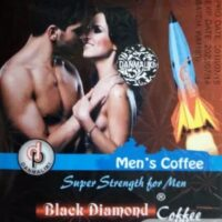 Men's Coffee Black Diamond Coffee 3 Sachet