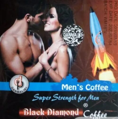 Men's Coffee Black Diamond Coffee 4 Sachet 2